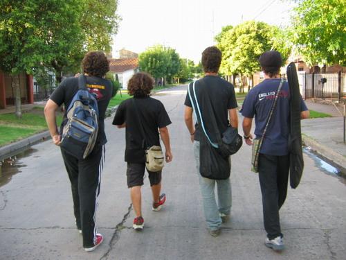 De Personas Caminando