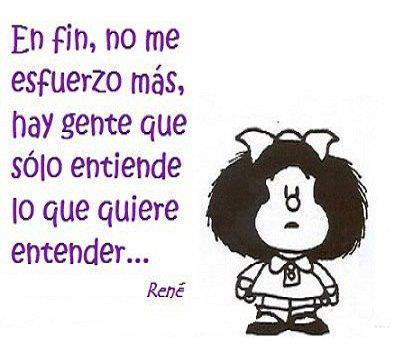 Frases de Mafalda | segundaplenitud